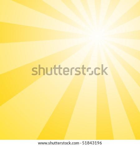 Yellow background bright and upbeat yellow sunshine background