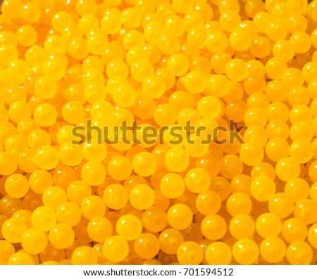 Yellow balls texture #701594512