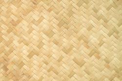 yellow bamboo weave pattern,woven pattern of bamboo