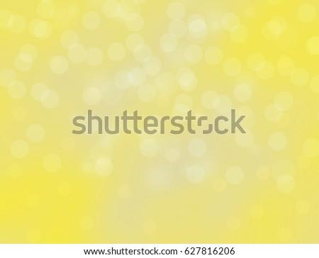 Yellow , Blurred, Bokeh Background  #627816206