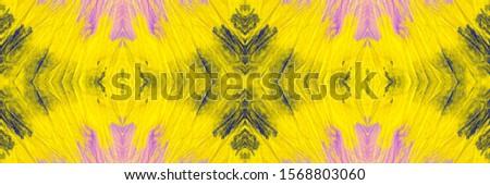 Yellow Blush Retro Tie Dye Texture. Colored Geometrical Grunge Ethnic. Mustard Salmon Endless Mosaic Oriental. Mustard Coral Tie Dye Wash. Saturated Geometric Geometric Design.