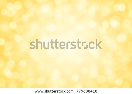 yellow bokeh background. #779688418