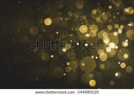yellow bokeh background,vintage filter #544080520