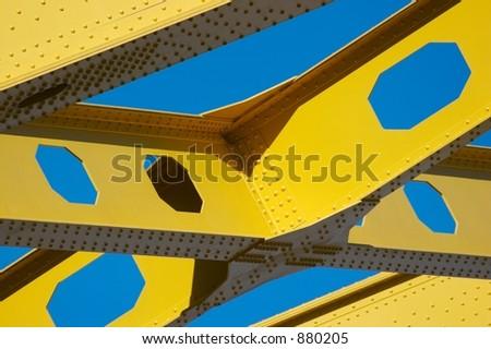 Yellow Bridge Detail