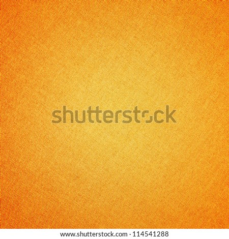 yellow cloth texture background, book cover