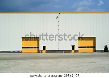 yellow gates