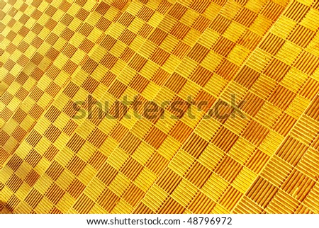Yellow geometry texture. Element of design.