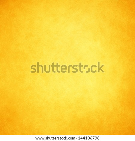 Yellow Gold Background, Bright Fun Back To School Color, Solid Yellow Paper Orange Frame Background, Center Bright Spotlight Yellow Web Background, Graphic Art Layout Design, Gold Christmas Background