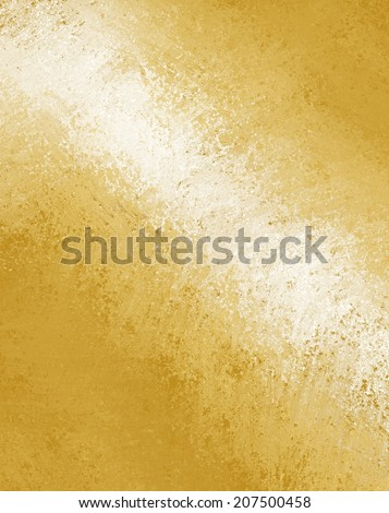 yellow gold background with white line color diagonal from corner to corner, abstract white line streak design with texture