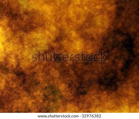 Yellow Smoke Background Yellow Gold Smoke Cloud Burst