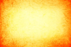 Yellow grunge background texture abstract orange paper