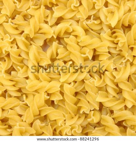 yellow macaroni, vermicelli #88241296