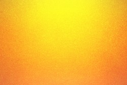 Yellow-orange shiny texture for the background. Bright abstract surface for filling. Raster image.