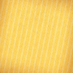 Yellow Orange Striped Paper Texture. Background