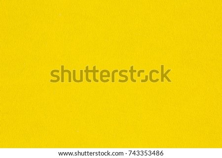 Yellow paper background, colorful paper texture - Shutterstock ID 743353486