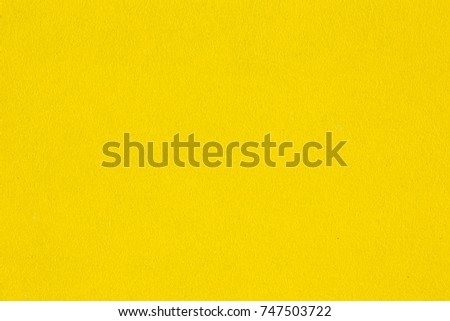 Yellow paper background, colorful paper texture #747503722