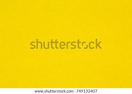 Yellow paper background, colorful paper texture #749132407