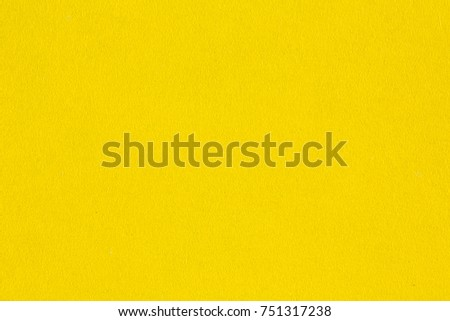 Yellow paper background, colorful paper texture - Shutterstock ID 751317238