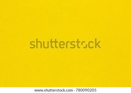 Yellow paper background, colorful paper texture - Shutterstock ID 780090205