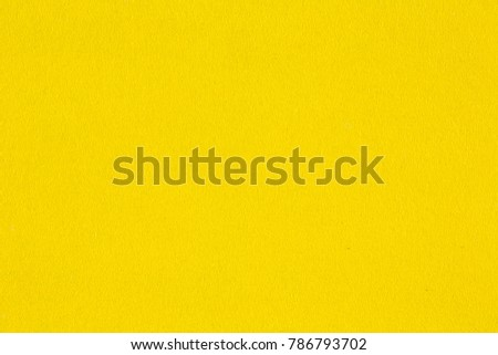 Yellow paper background, colorful paper texture - Shutterstock ID 786793702