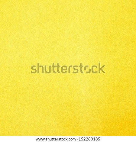 Yellow paper of background pattern  #152280185