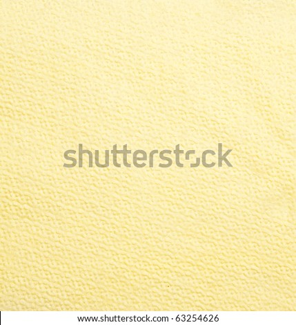Yellow paper texture