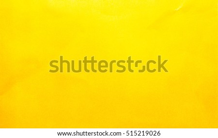 yellow paper texture abstract background