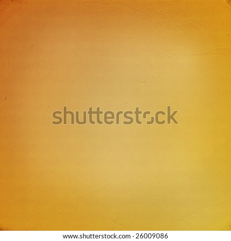 Yellow paper textured background #26009086