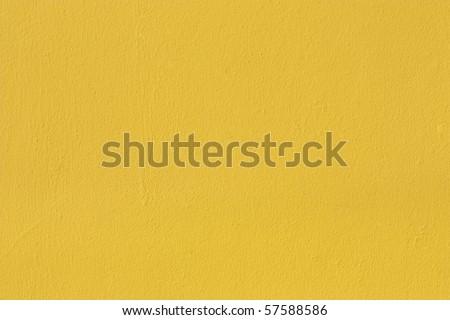 yellow plain wall texture