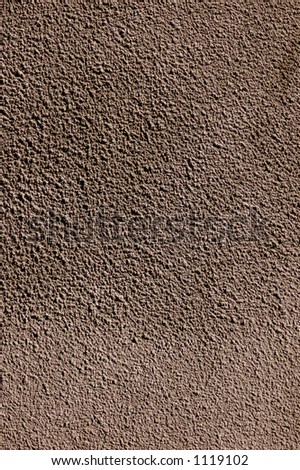 Yellow plaster texture background