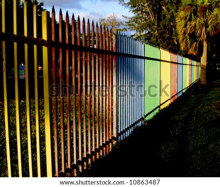 Neighborhood Kids' Fence-Painting Party - Better Homes and Gardens