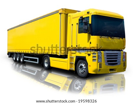 Yellow Semi