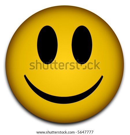 smiley face images. Yellow smiley face symbol