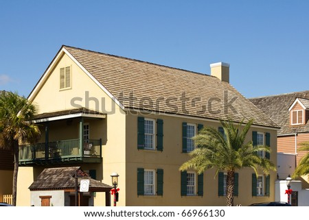 stucco house stock photos illustrations and vector art