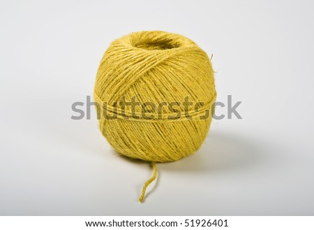 yellow thread