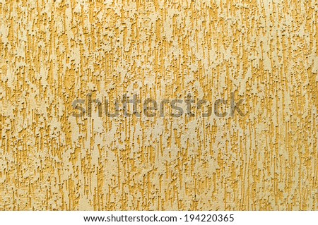 yellow wall, concrete wall background