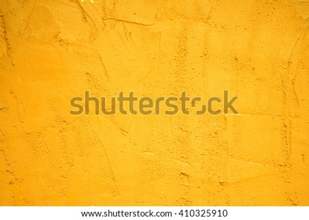 Yellow wall texture #410325910