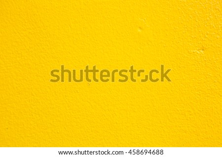 yellow wall texture background #458694688