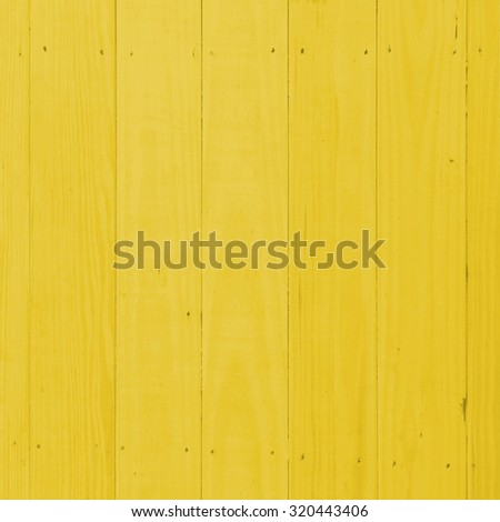 Yellow Wood Background