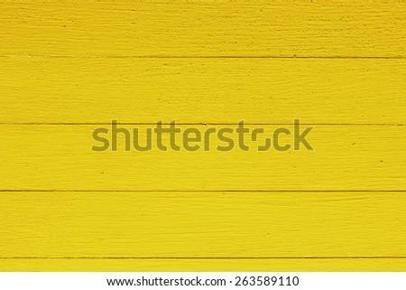 Yellow Wood Background./ Yellow Wood Background