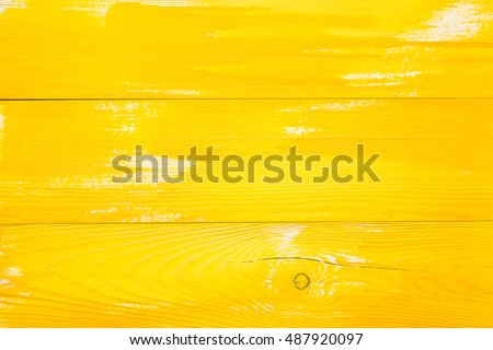 yellow wood texture background #487920097