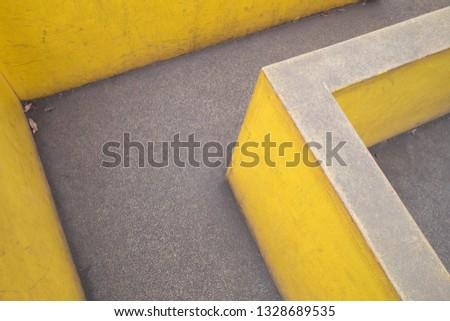 Yellow zigzag ways #1328689535