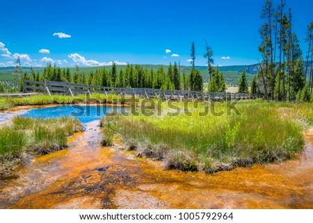 yellowstone national park   gem ...