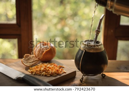 Yerba mate is a species of the holly family (Aquifoliaceae), with the botanical name Ilex paraguariensis A. St.-Hil. The health benefits of yerba mate go beyond mental stimulation and energy boosting. #792423670