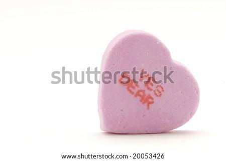 Yes Dear - Candy Heart