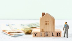 Yield calculation essential for real estate management