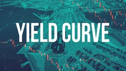 Yield Curve theme with US shipping port in Oakland, CA