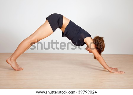 Yoga (Downward-Facing Dog)