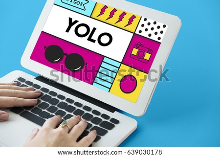 Yolo You Only Live Once Explore Inspire Adventure