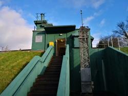 York cold war bunker York city arra of Acomb UK